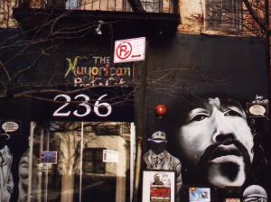 Open Mic Mondays @ Nuyorican Poets' Café
