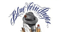 BLUE VEIN PAGES by Tamara G. Saliva