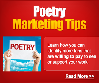 Poetry Marketing Tips
