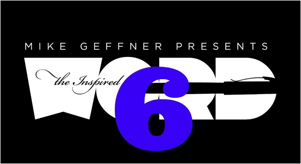 Inspired Word 6 Year Logo