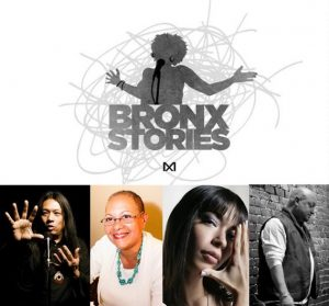 Bronx Stories 5th Anni Jan 8, 16 Flyer