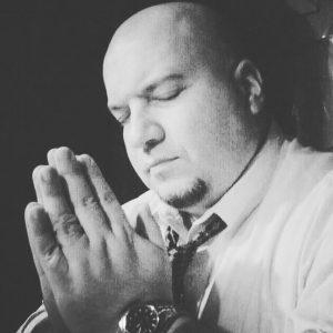 Axel Garcia prayer image