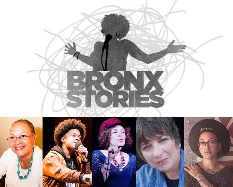 Bronx Stories April 15, 16 Image