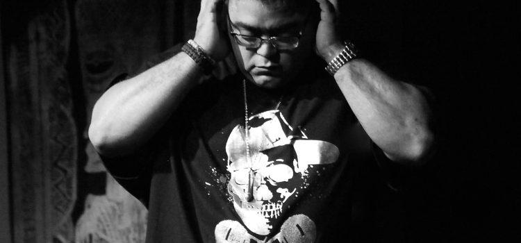 Deaf, Spoken Word Poet, Mark Anthony Vigo Listens with His HeART