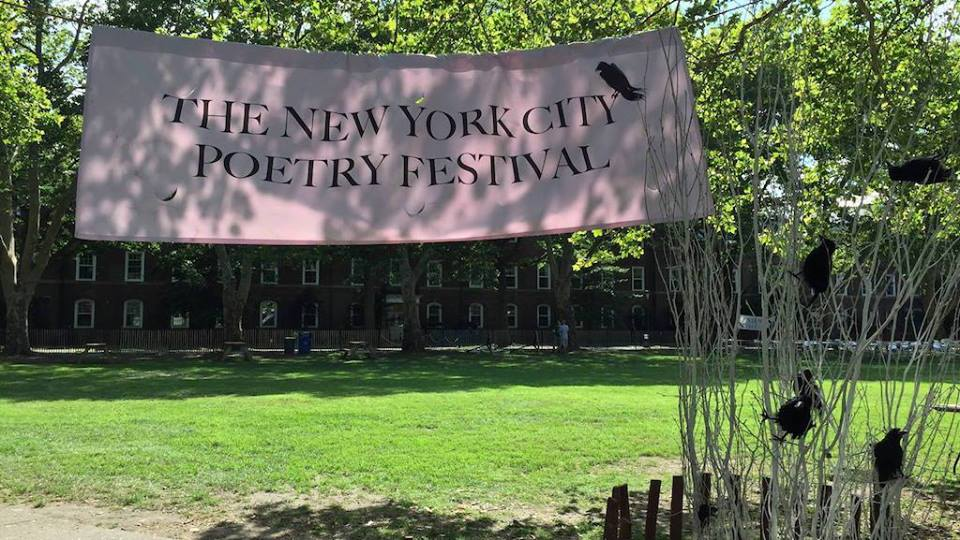 NYC Poetry Festival Image