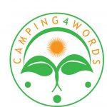 Camping 4 Words Logo