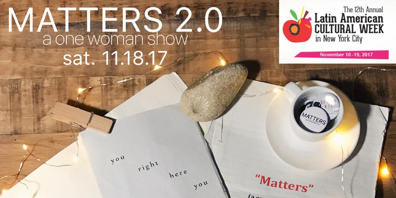 Matters Nov 18, 17 flyer