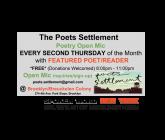 The Poets Settlement Reading/Poetry Open Mic Series @ Breuckelen Colony