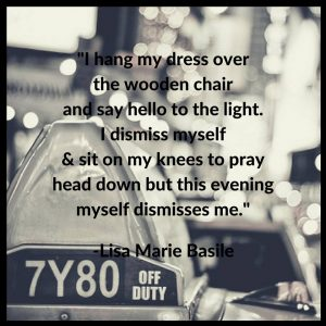 Poets Settlement Lisa Marie Basile quote