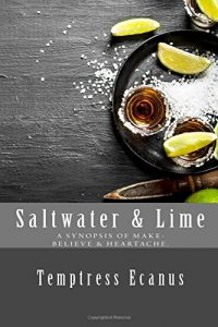 Saltwater And Lime (Jossie's book) cover