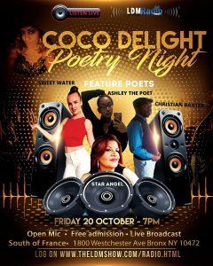 CoCo's Delight Oct 20, 17 flyer