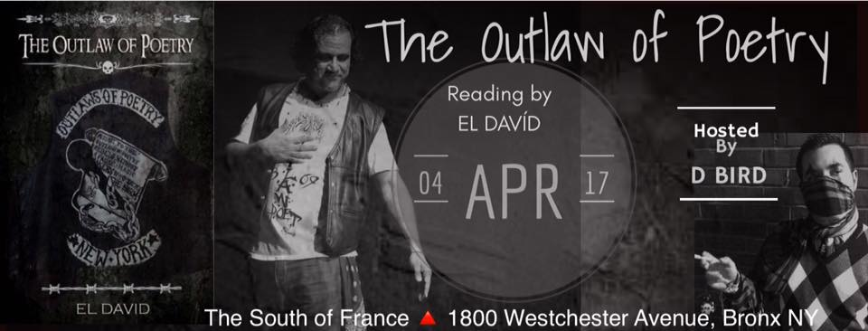 Outlaw of Poetry April 14, 17 flyer