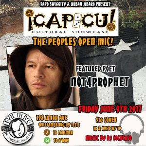 Capicu June 9, 17 flyer