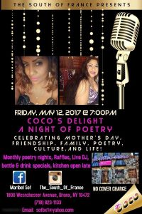 Coco's Delight May 12, 17 flyer
