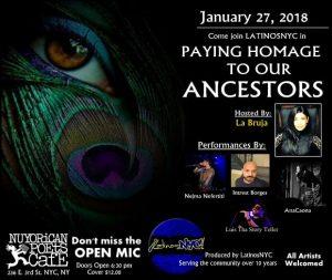 LatinosNYC Jan 27, 18 flyer
