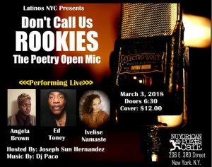 LatinosNYC March 3, 18 flyer