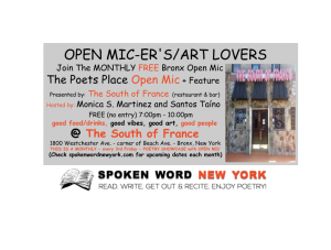 Poets Place Hot Spots 2018 Featured Image