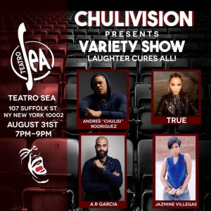 Chulisi Chulivision August 31, 2019